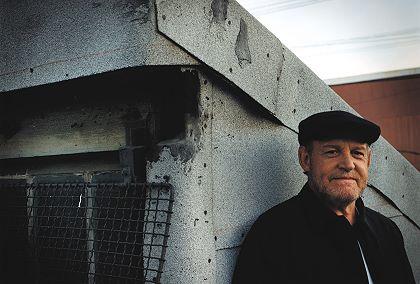 Joe Cocker; Photo by James Minchin