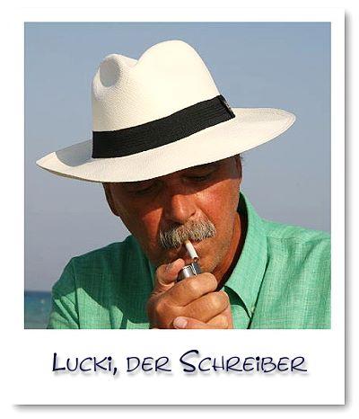 Lucki - der Schreiber